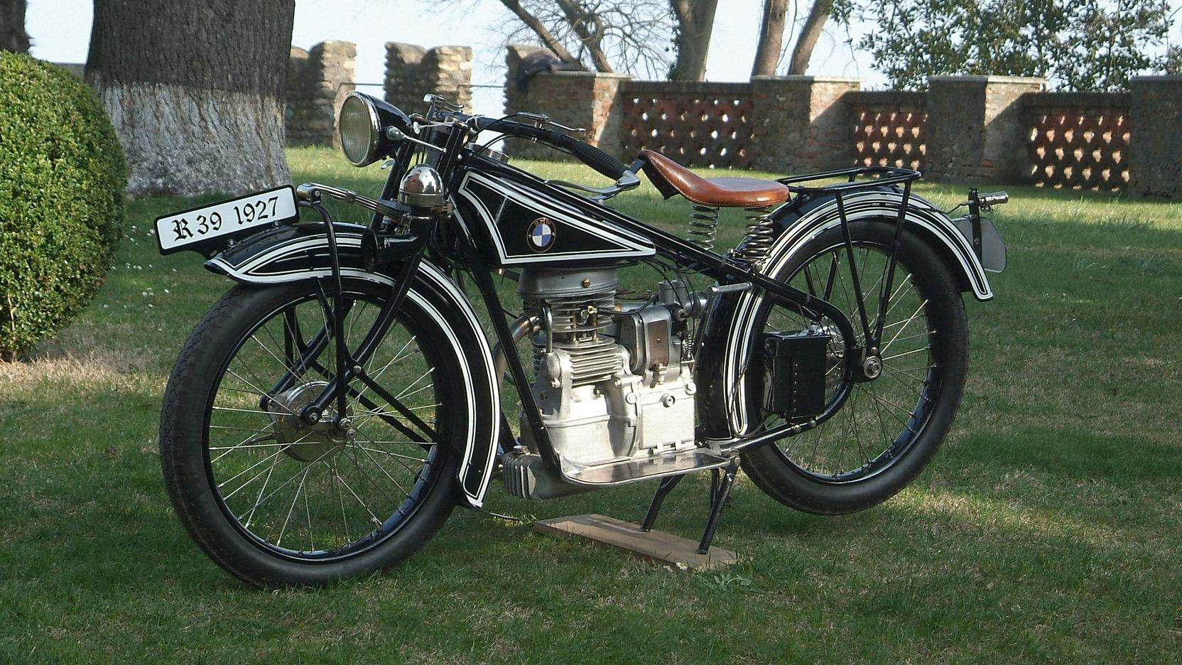 BMW R39 1927