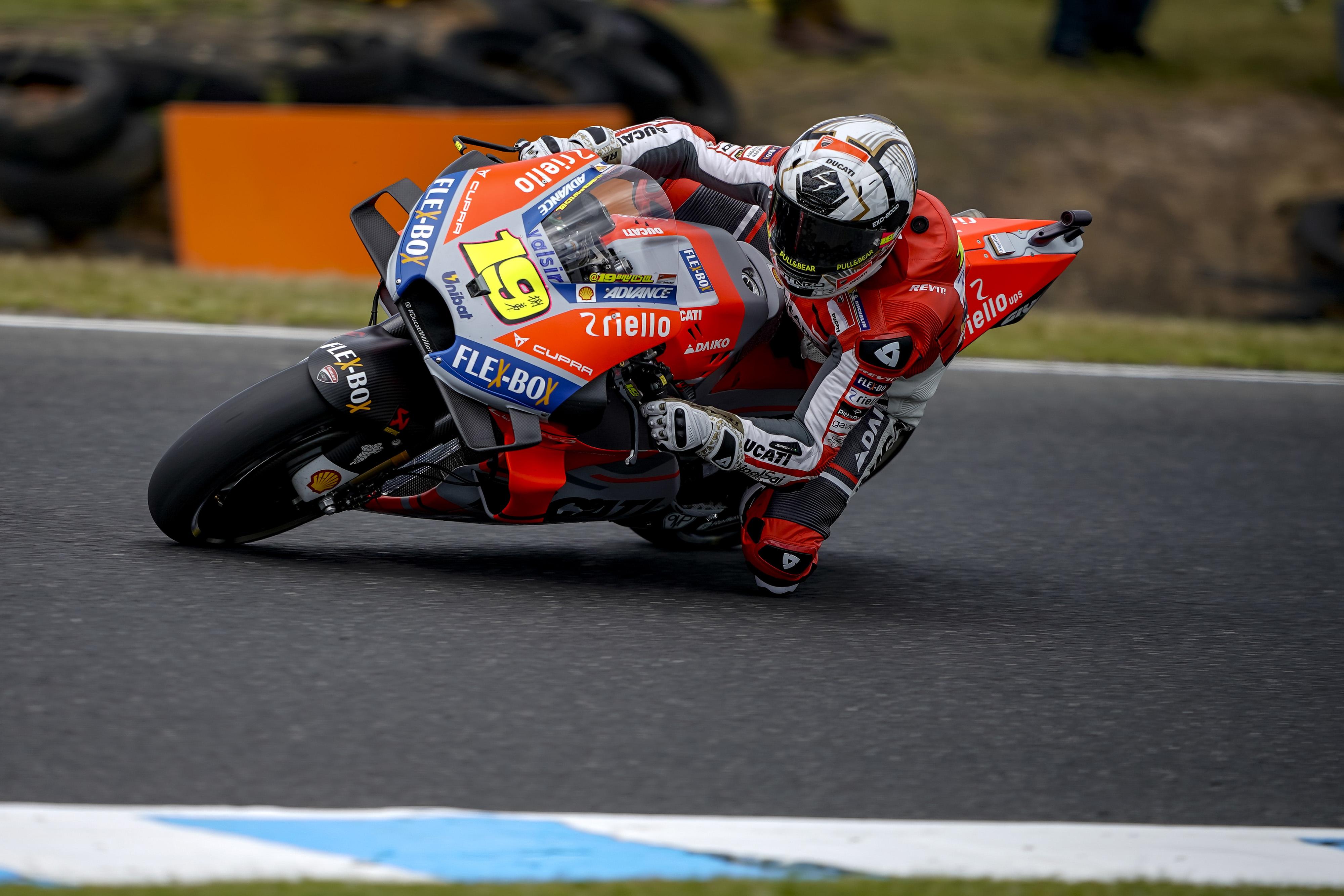 Bautista na GP18