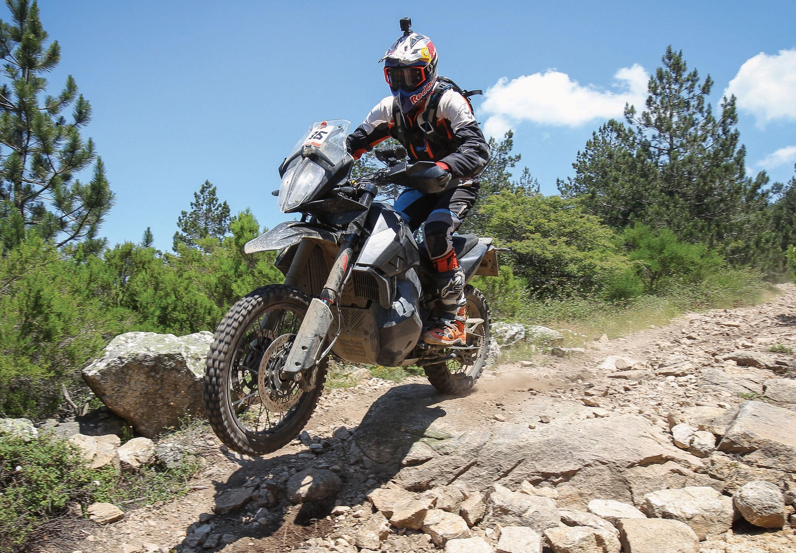 KTM 790 Adventur R