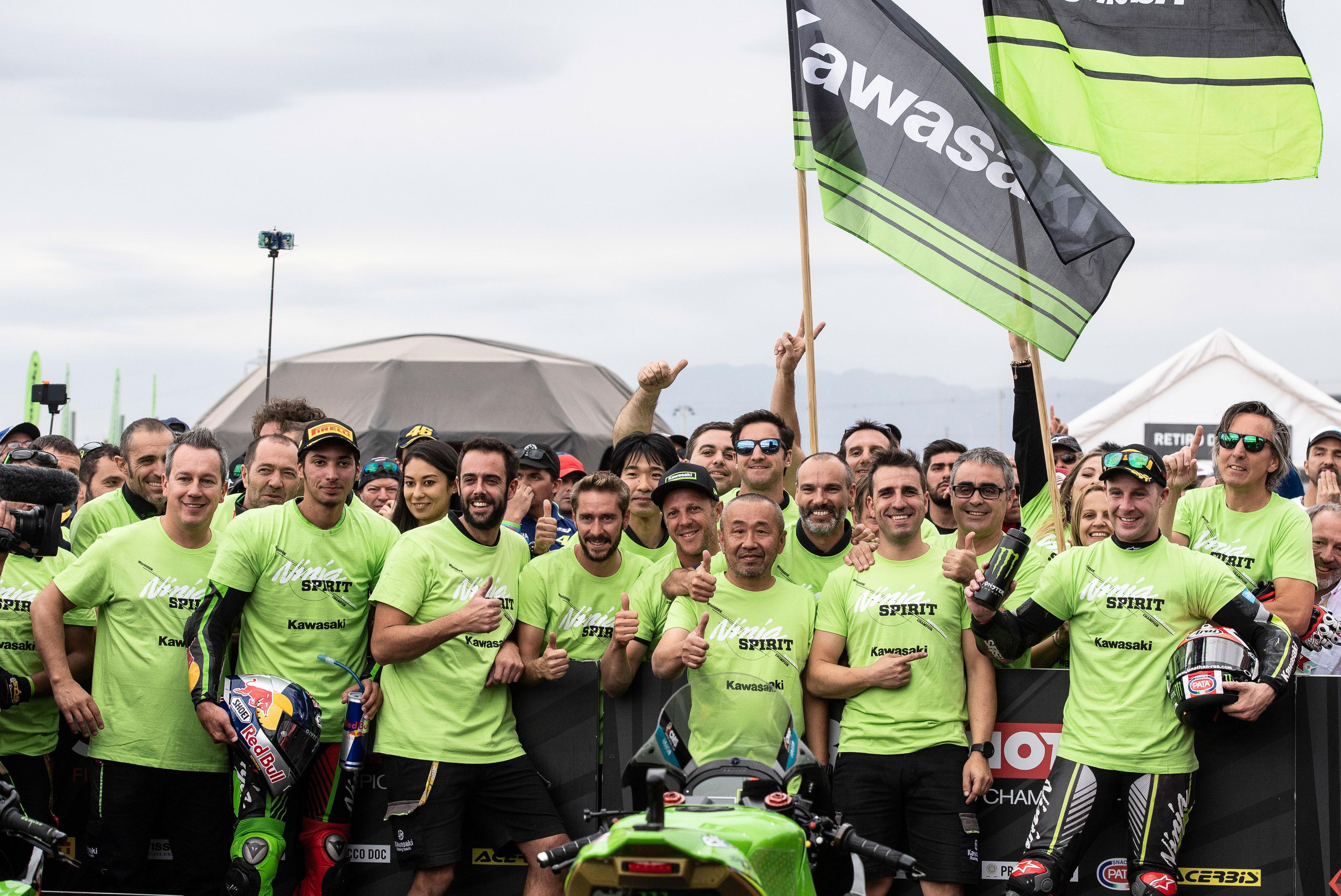 Kawasaki šampion