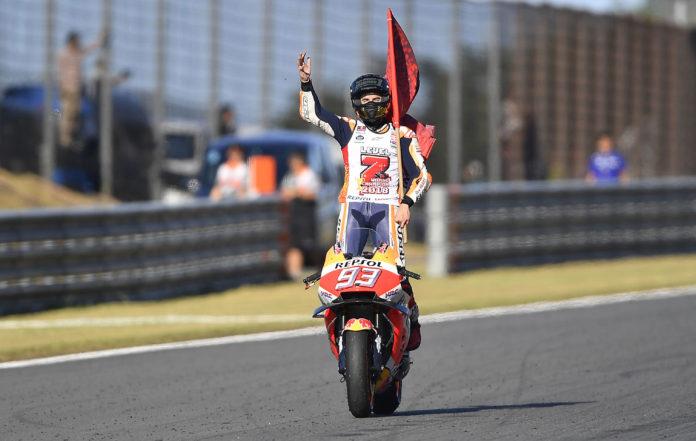 MotoGP-Motegi - Markez opet na vrhu sveta