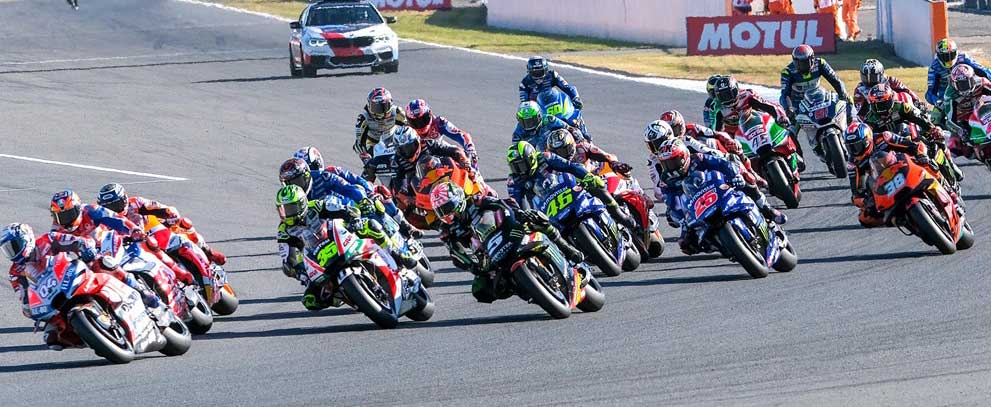 MotoGP Phillip Island