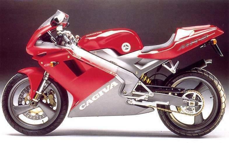 Cagiva Mito EVO 1995