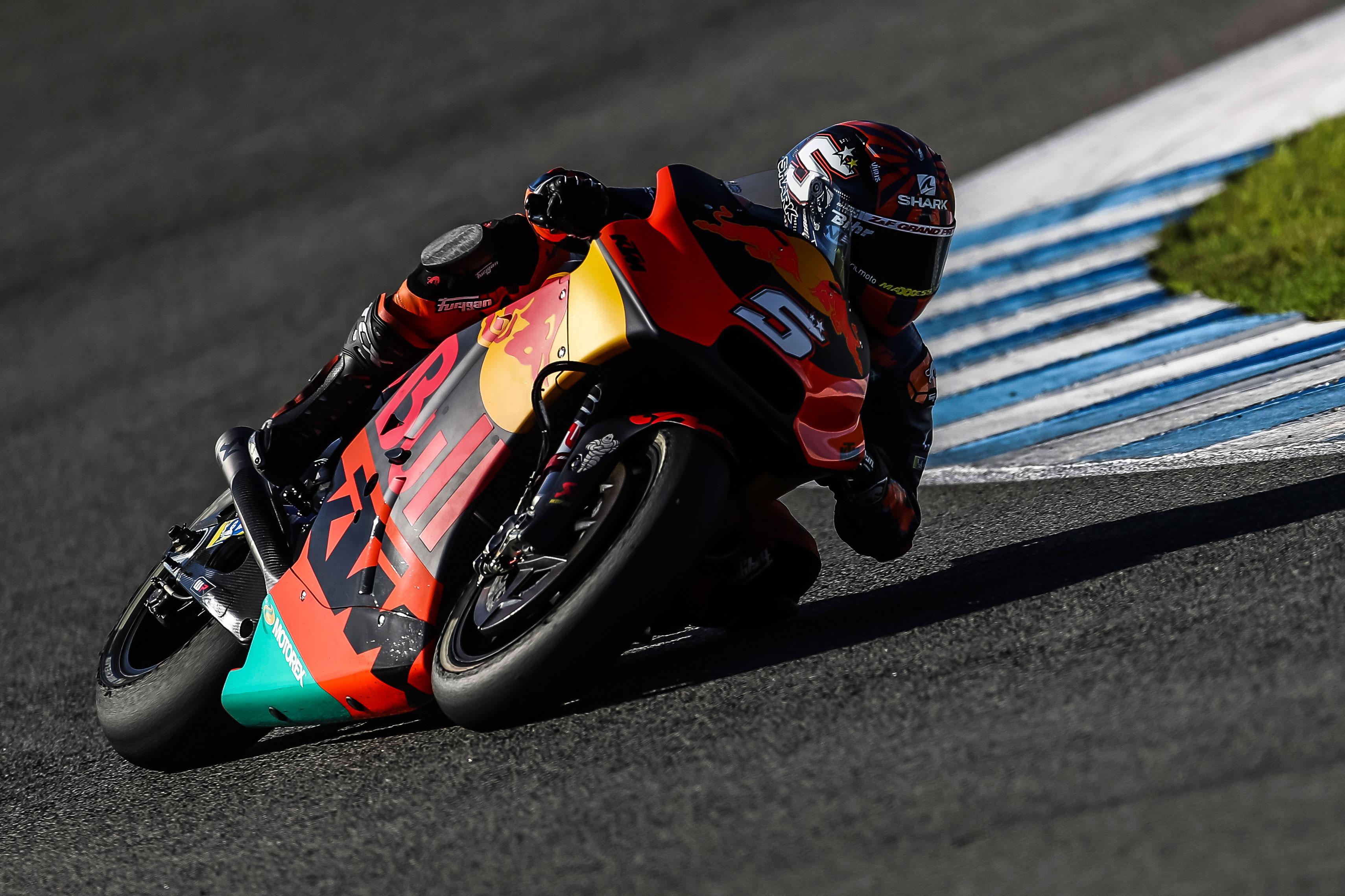 Zarko KTM Rc16