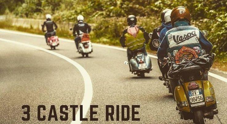3 castle ride 2018