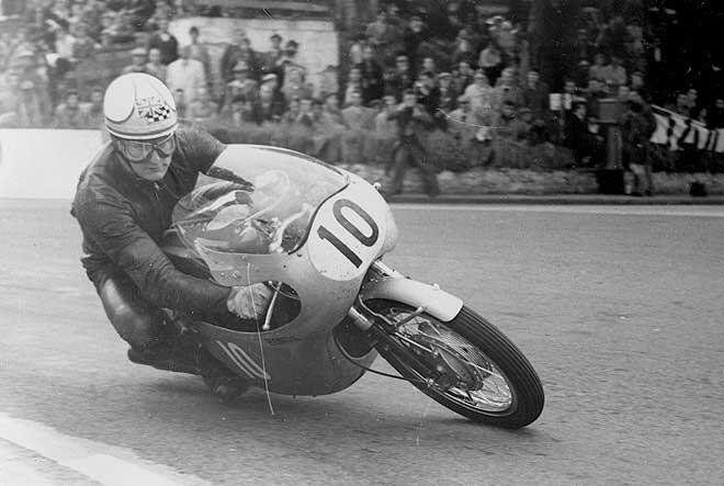Hailwood 1961 250 ccm