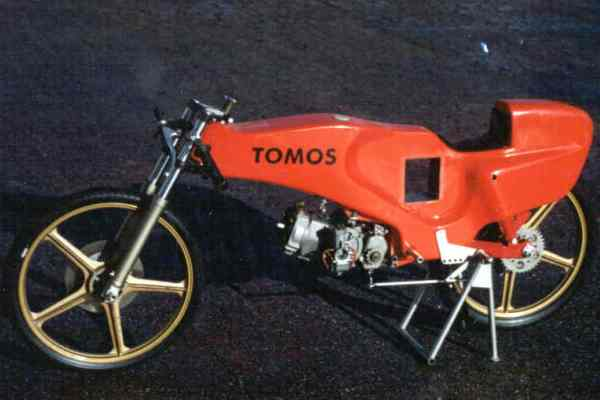 Tomos DM GP