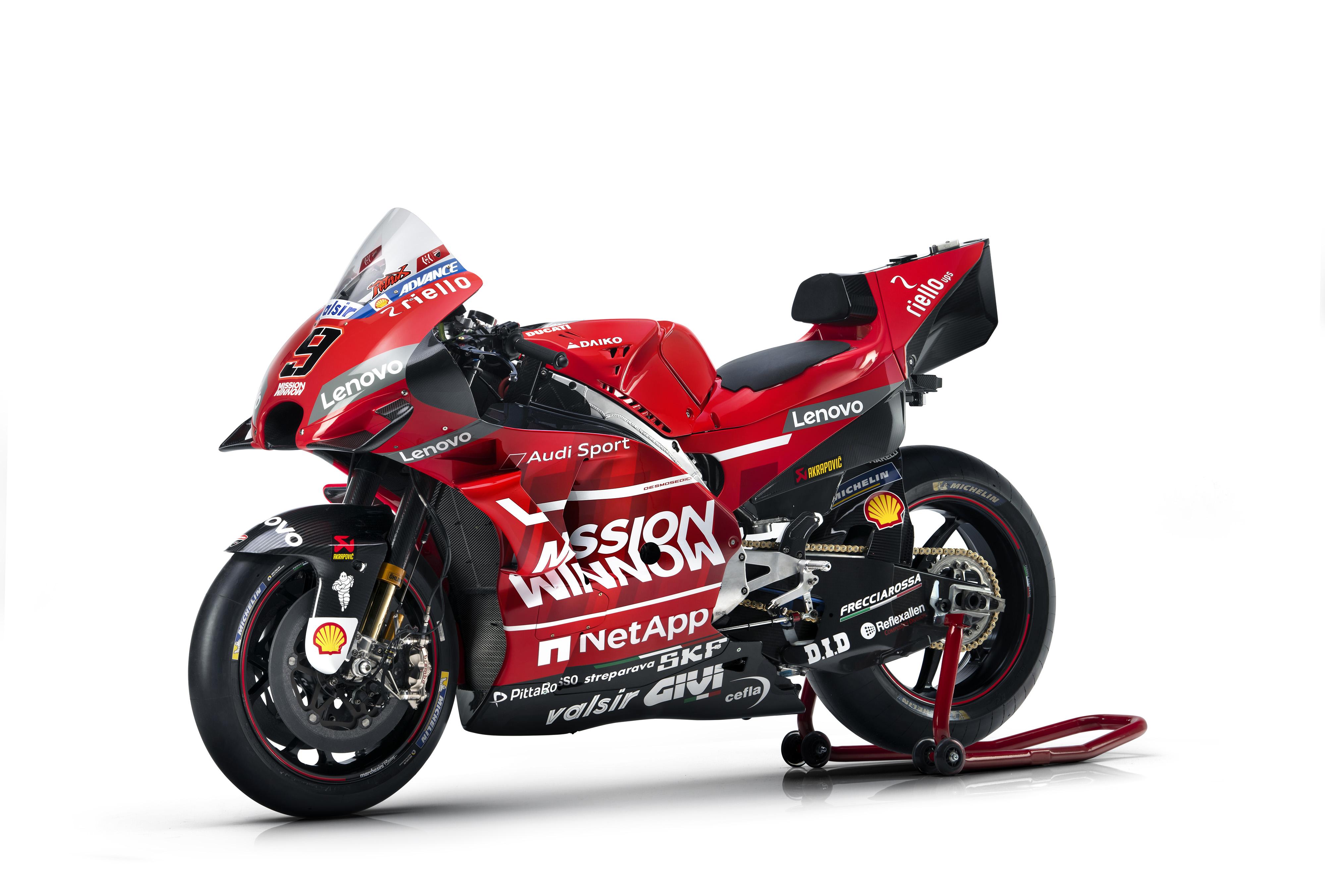 Ducati GP19