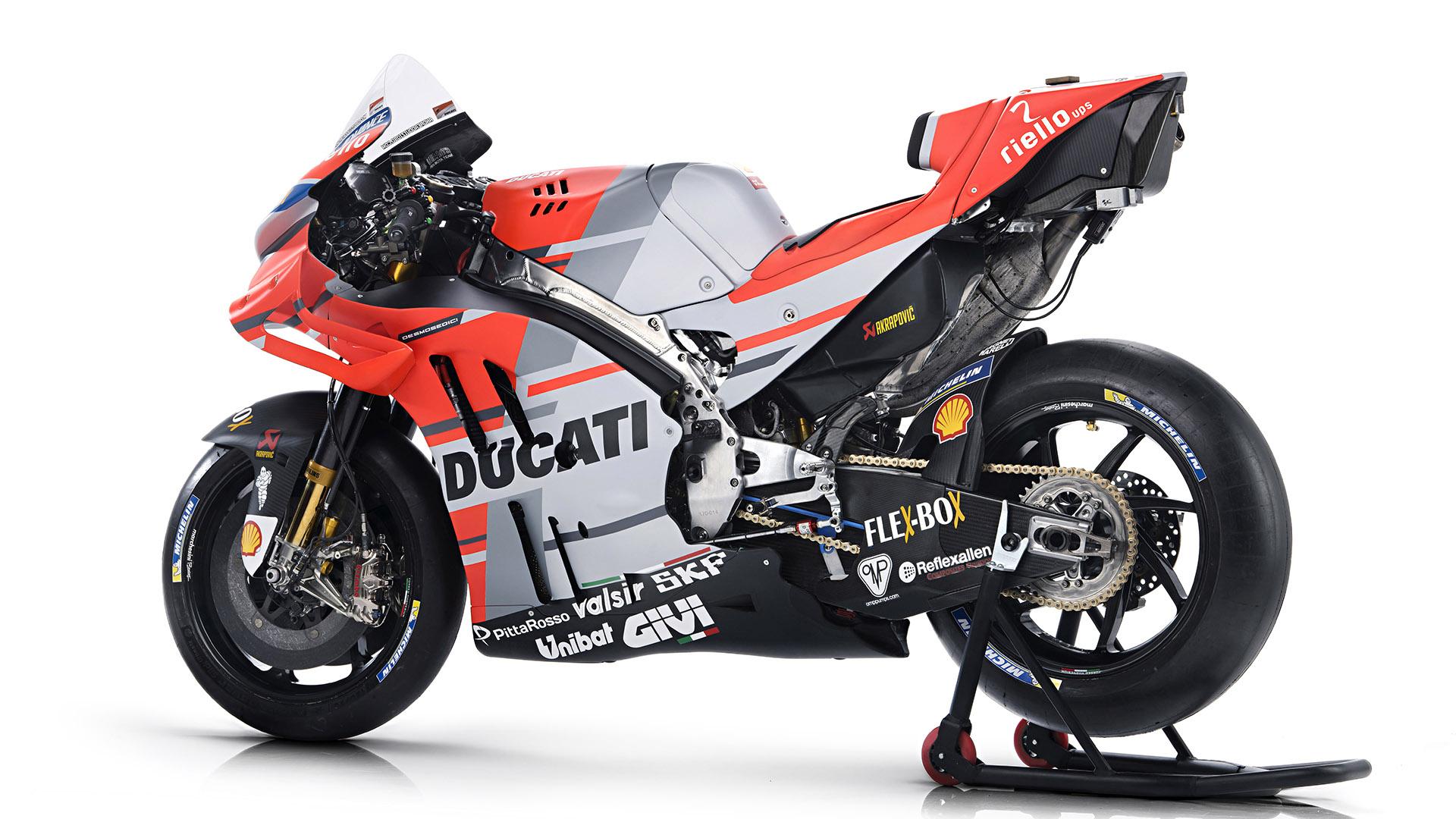 Ducati GP18