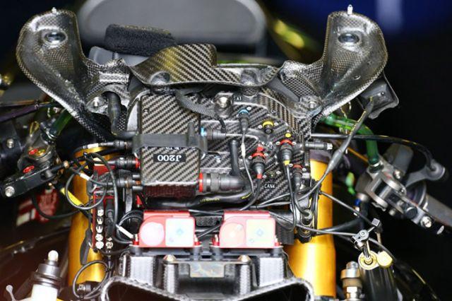MotoGP Elektronika