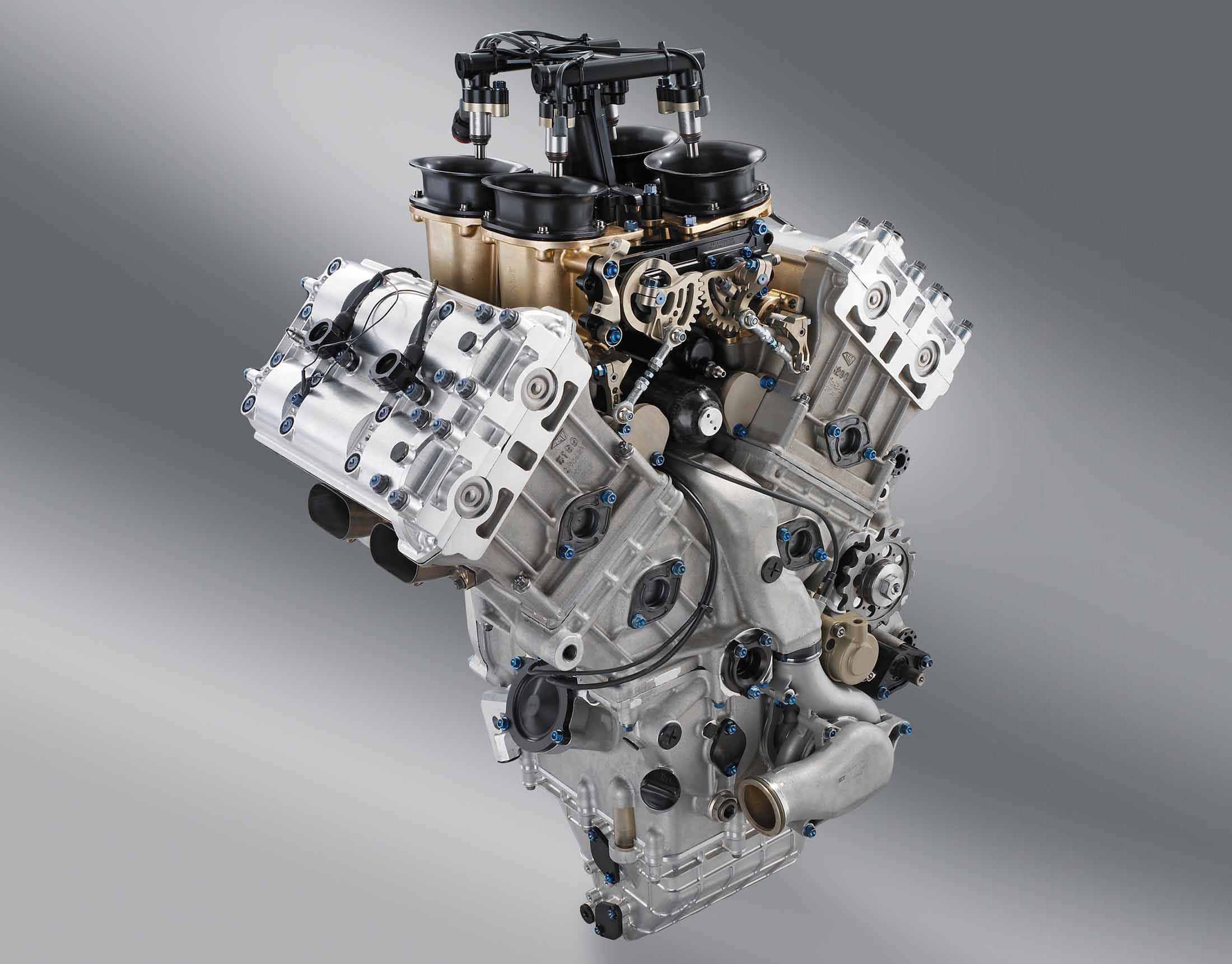 KTM RC16 agregat