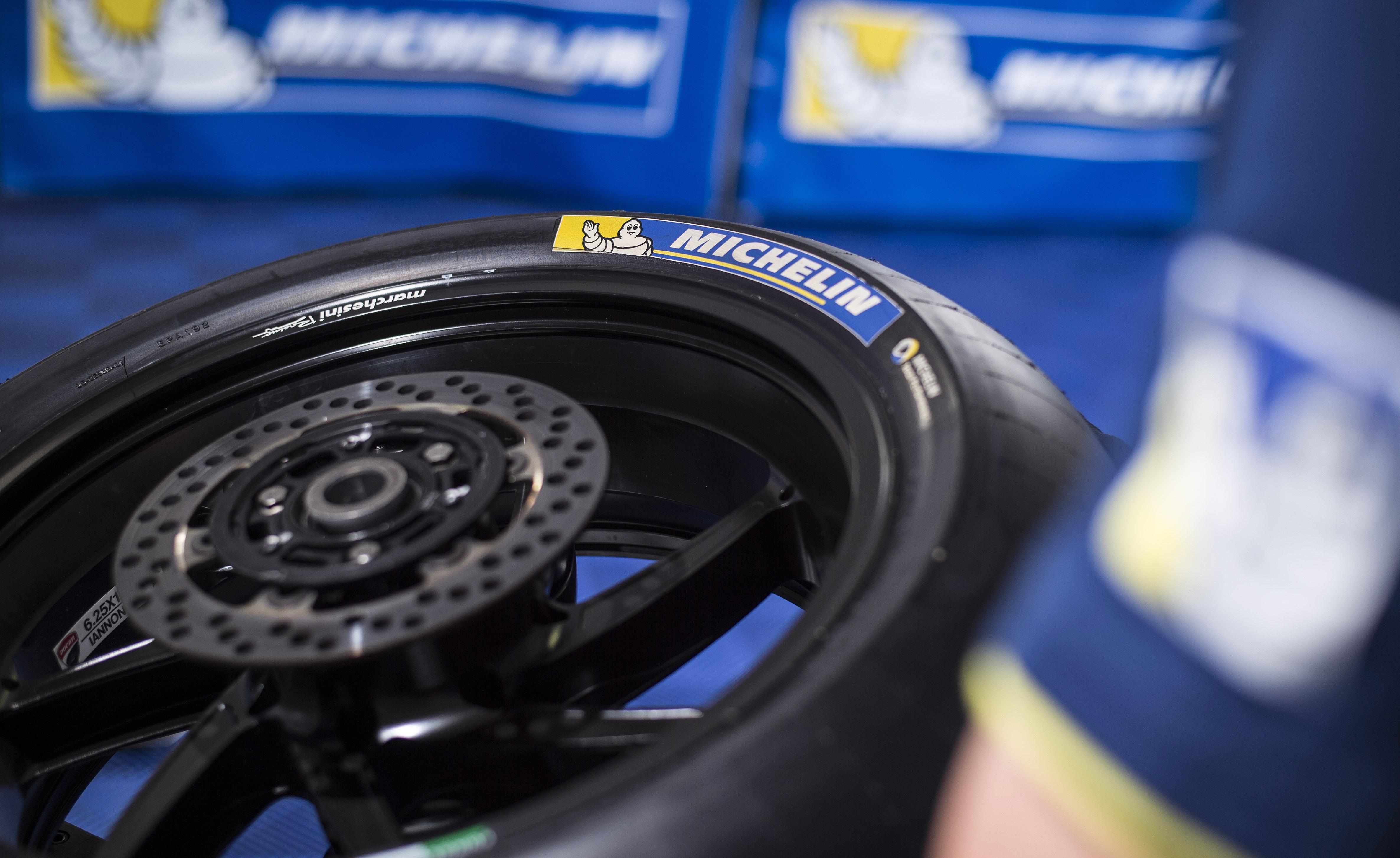 MotoGP mišelin gume