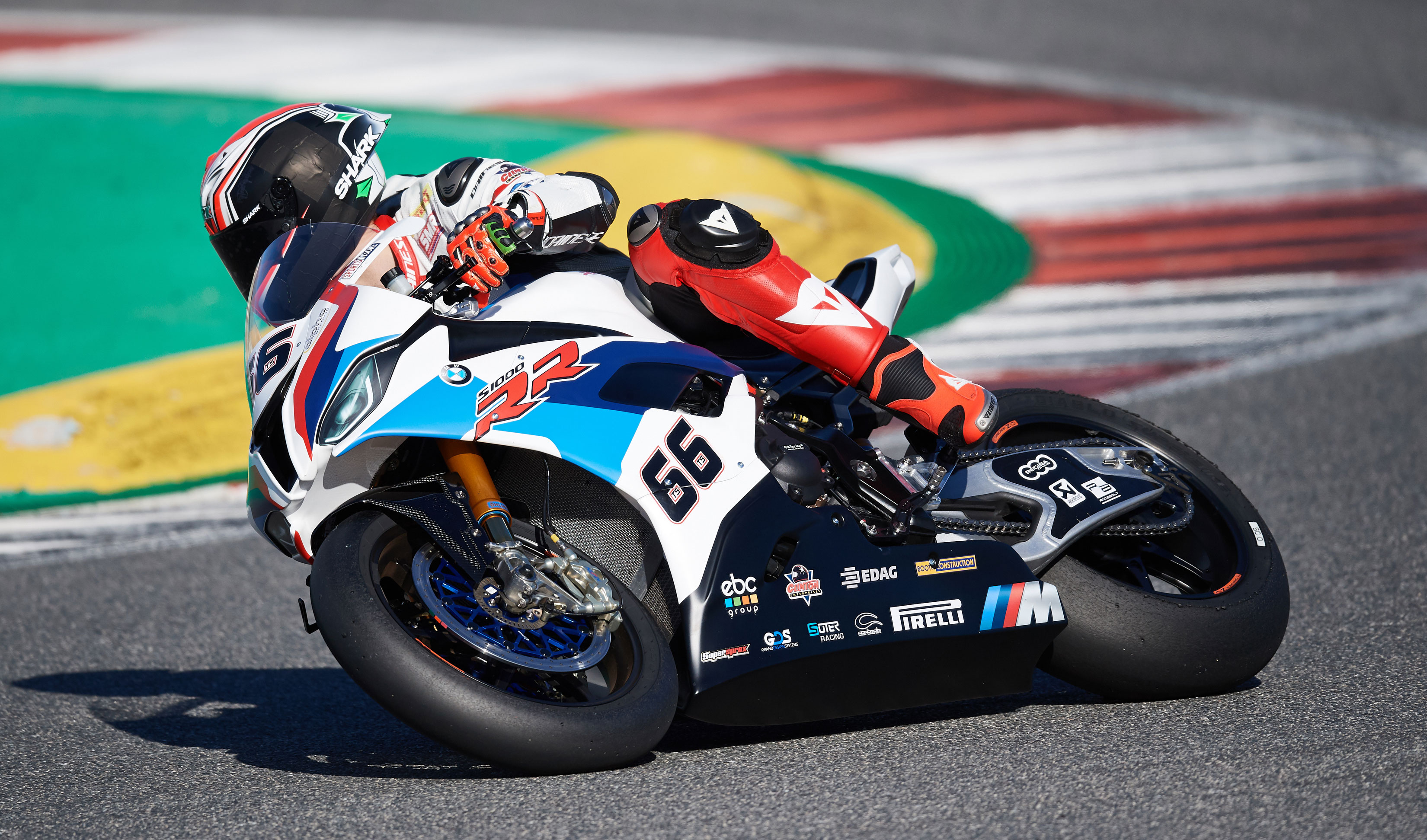 Tom Sajks, BMW S1000RR