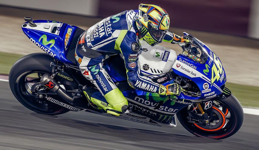 Usijane MotoGP kočnice