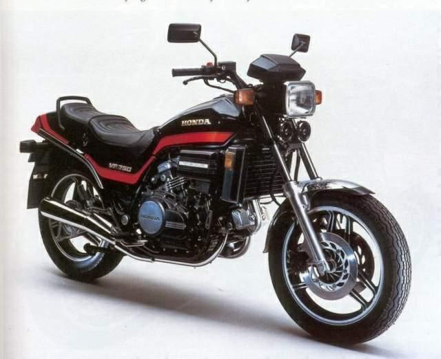 VF 750 Sabre