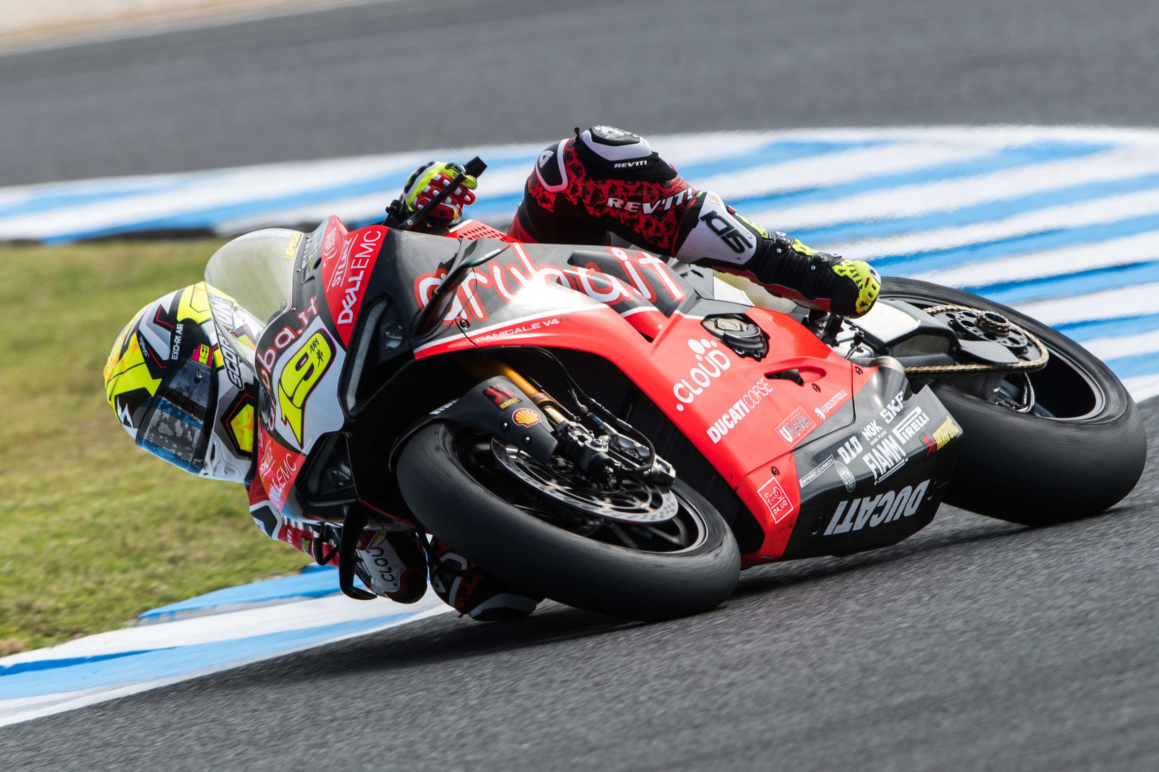 Alvaro Bautista - Ducati Panigale V4R