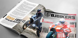BJBikers Magazin - januar 2019