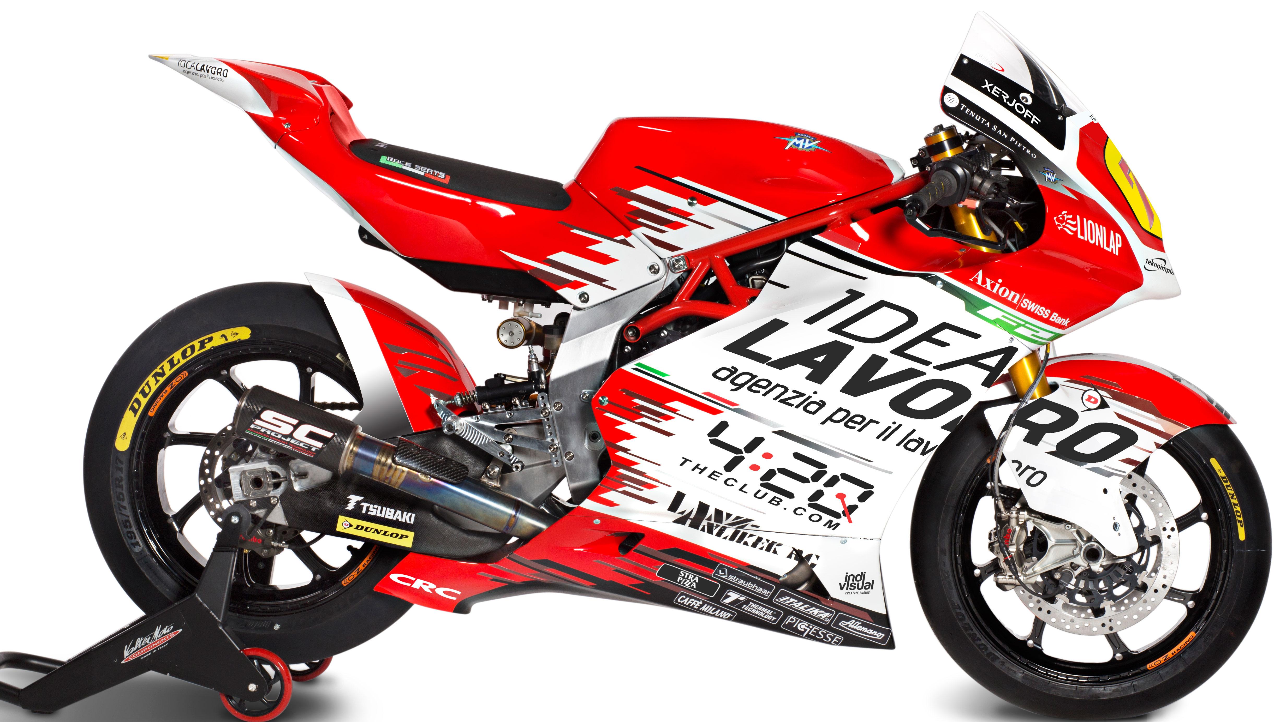 Moto2 MV Agusta