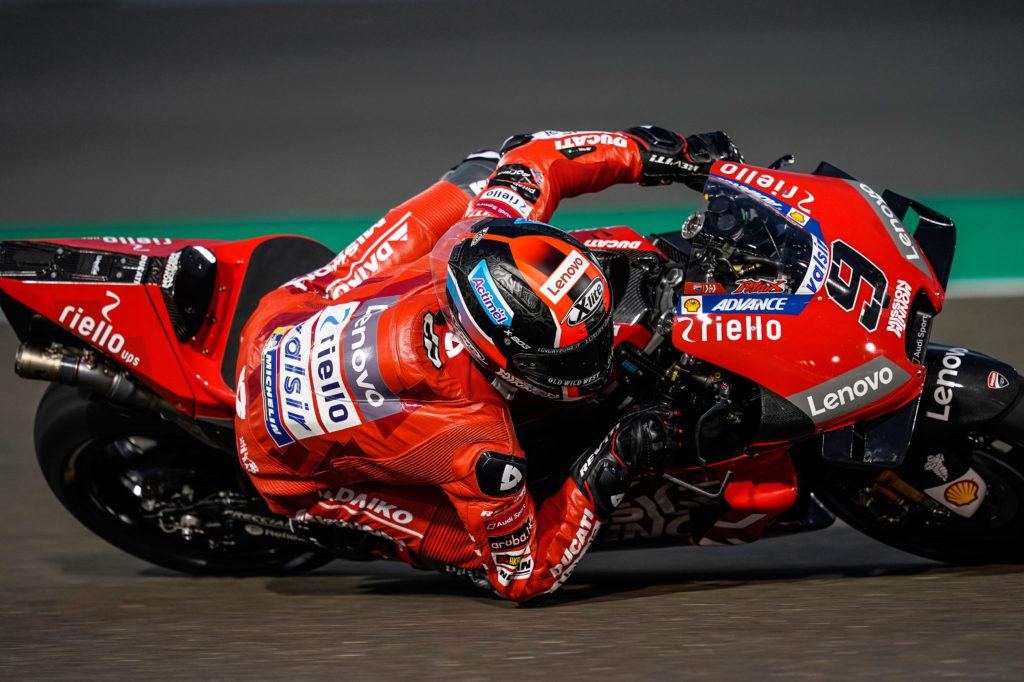 Petrući MotoGP test Katar