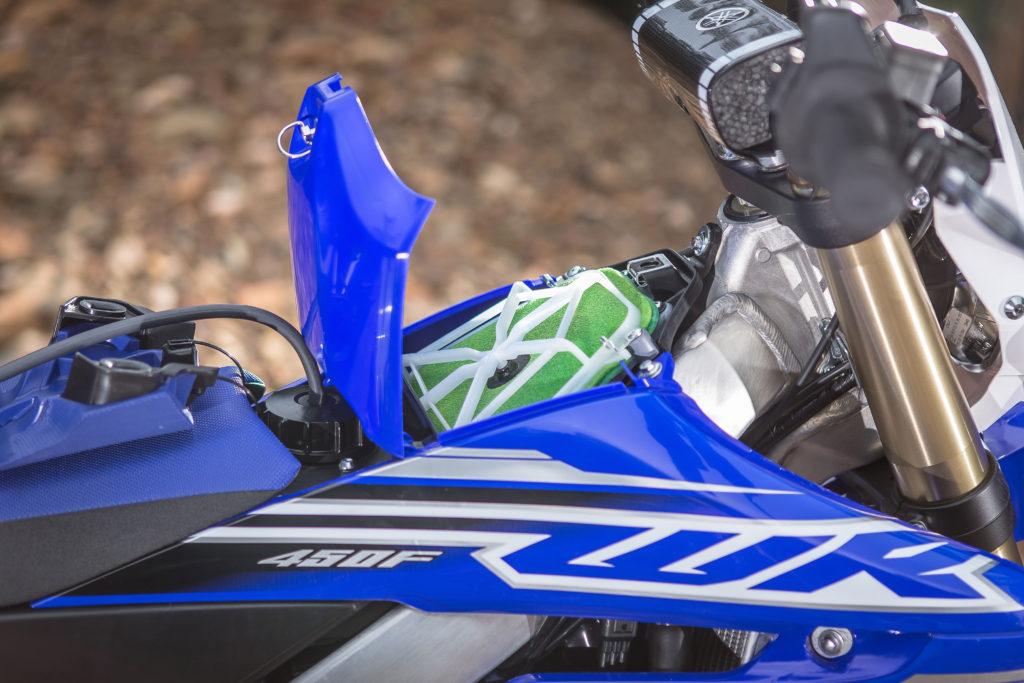 Yamaha WR450F filter za vazduh