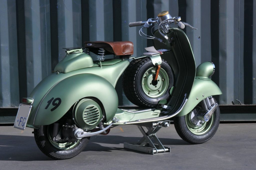 1952 Vespa 125 Six Days