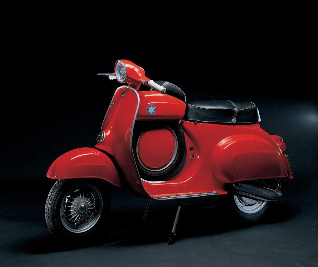 1966 Vespa 90 Super Sprin