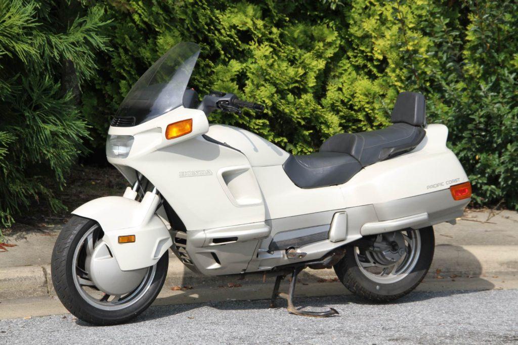 10 zaboravljenih motocikala Honda PC800