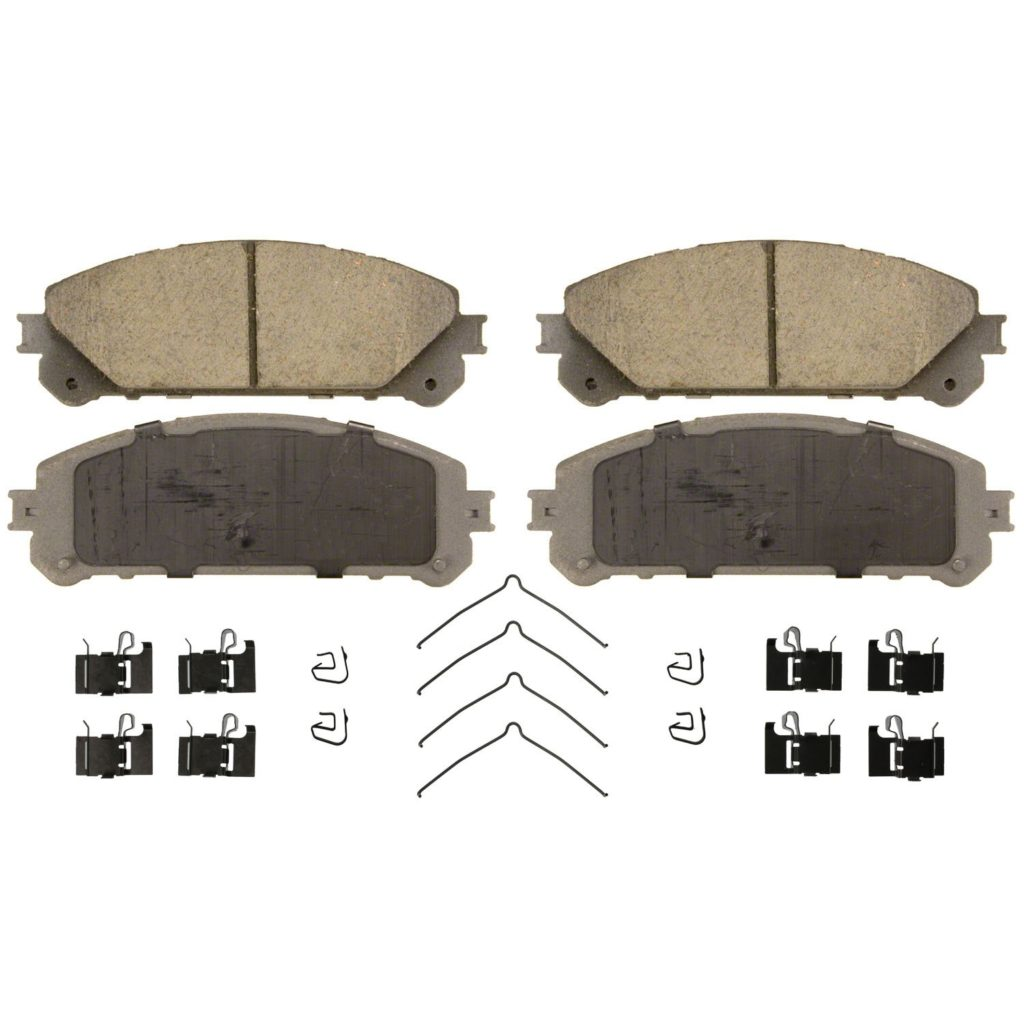 Keramičke pločice, kočioni sistem