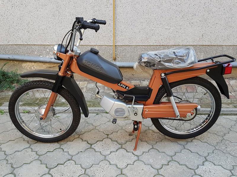 Obavezna registracija za sve mopede od 1. aprila!