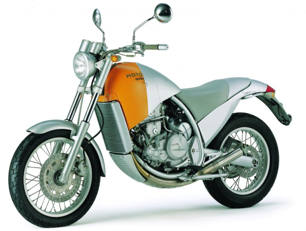 Aprilia Starck 10 zaboravljenih motocikala