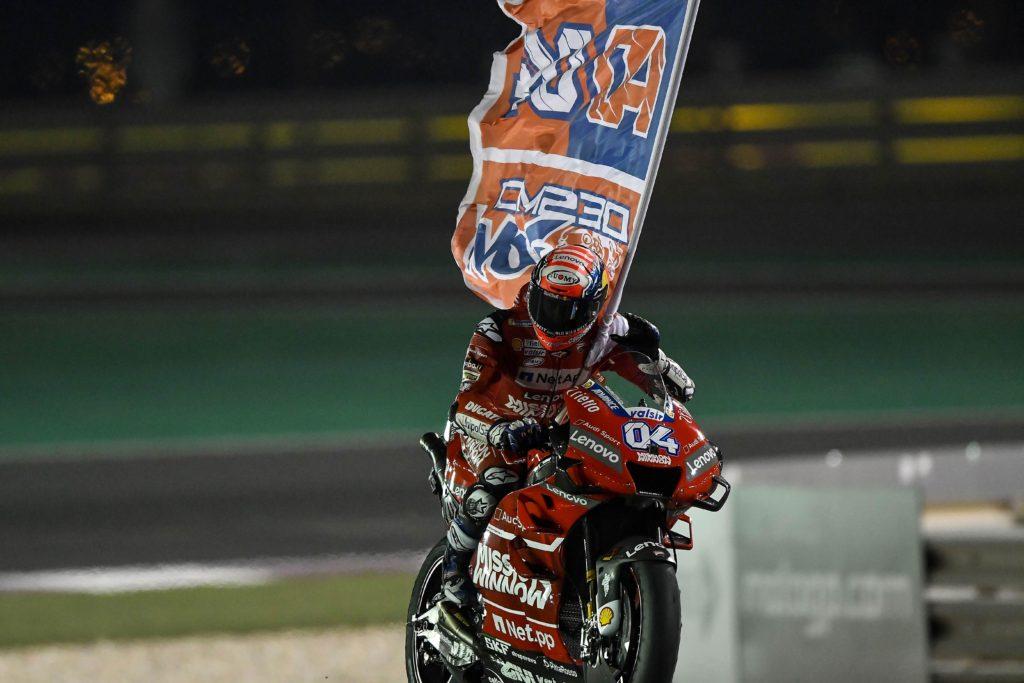 Andrea Doviciozo MotoGP Losail