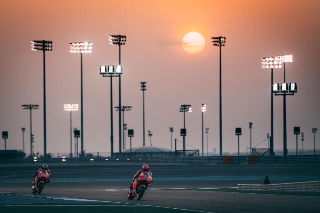 Honda Repsol Katar