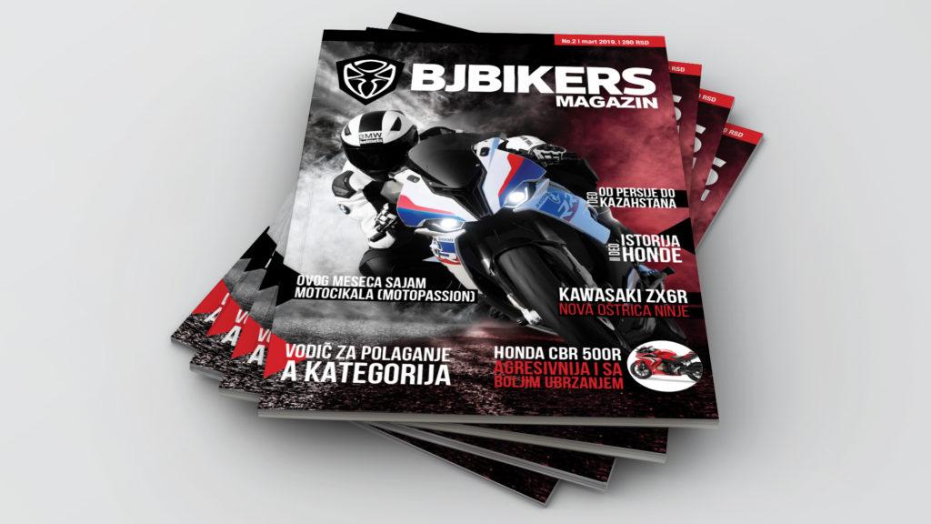 Bjbikers magazin
