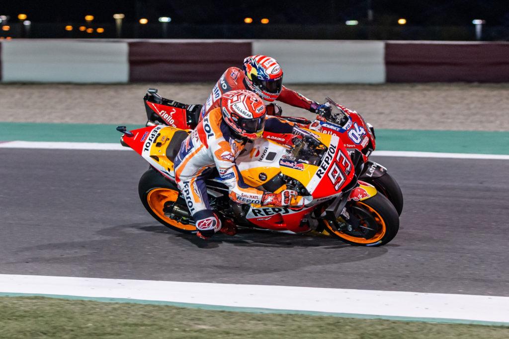 Mark Markez MotoGP Losail