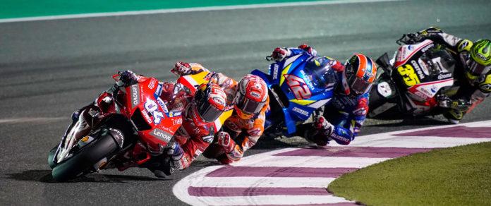 MotoGP Losail - Doviciozo pobedom otvorio sezonu