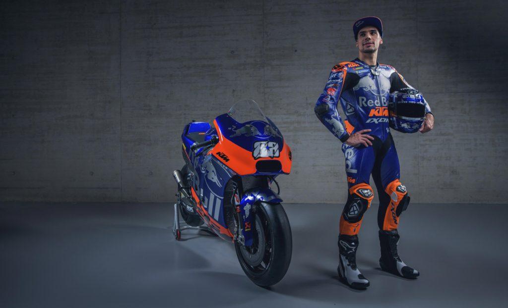 Migel Oliveira, Tech3 KTM