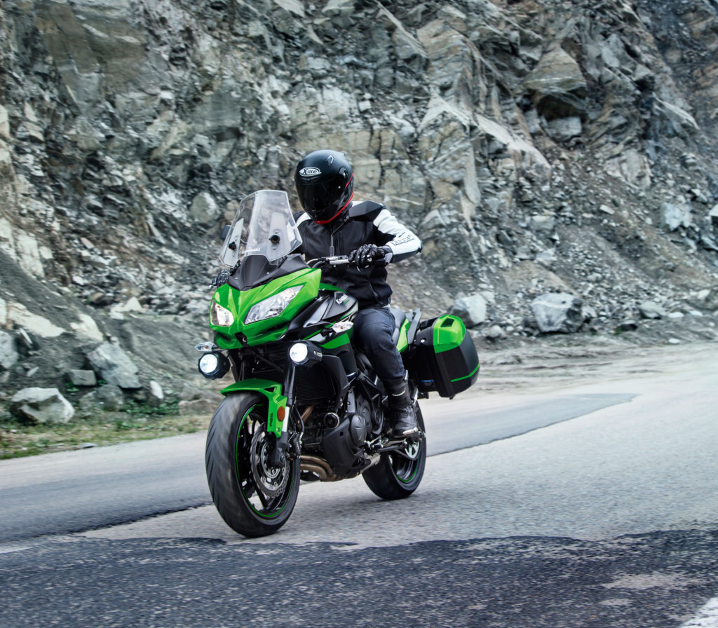 Kawasaki Versys 650 Počinje sajam motocikala MotoPassion