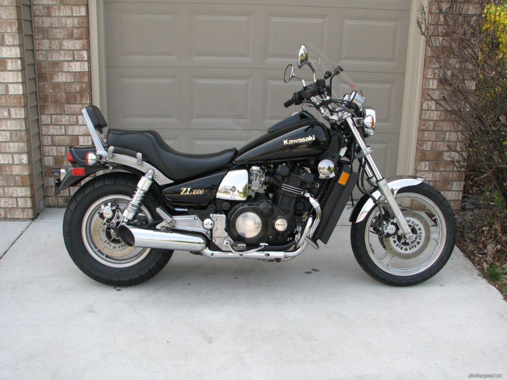 10 zaboravljenih motocikala Kawasaki Eliminator 1000