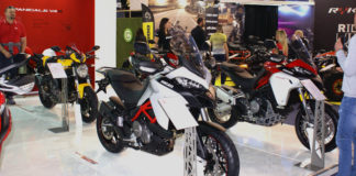 Kraći vodič kroz sajam motocikala