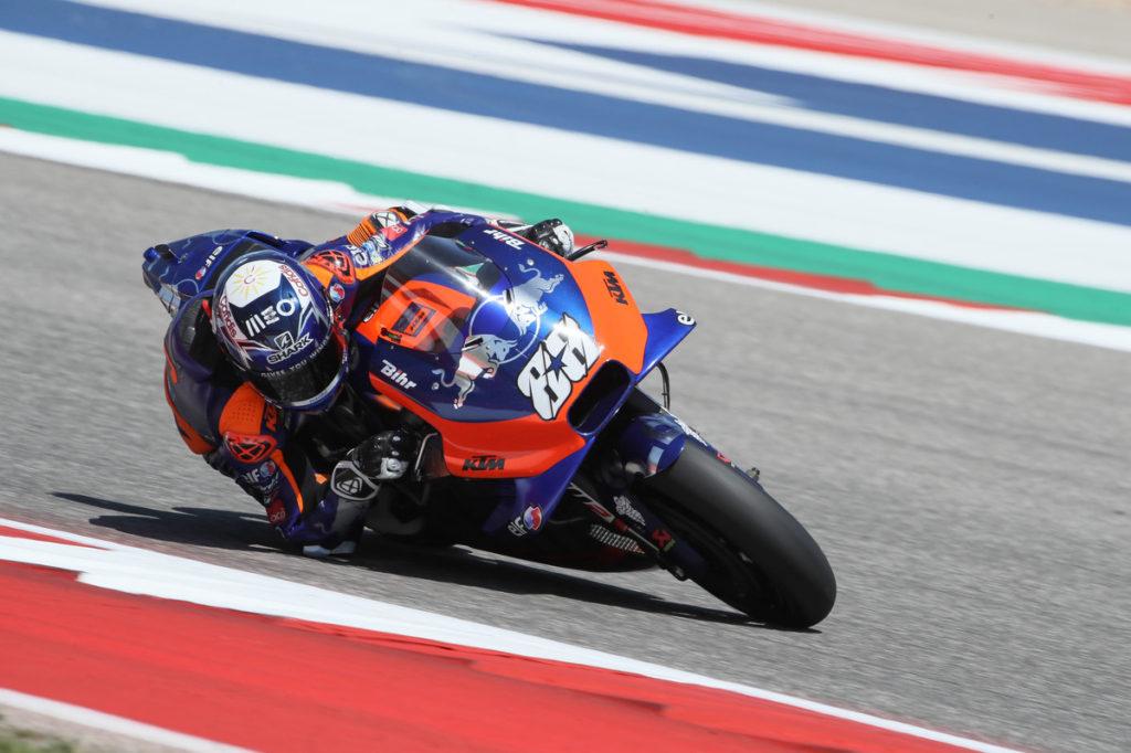 Miguel Oliveira KTM RC16