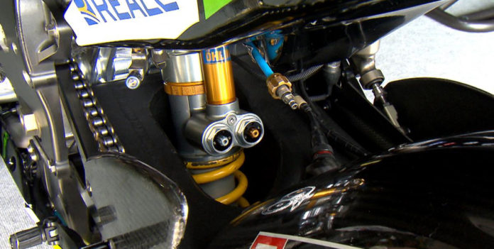 Kako funkcionišu prednje i zadnje ogibljenje na MotoGP motociklu