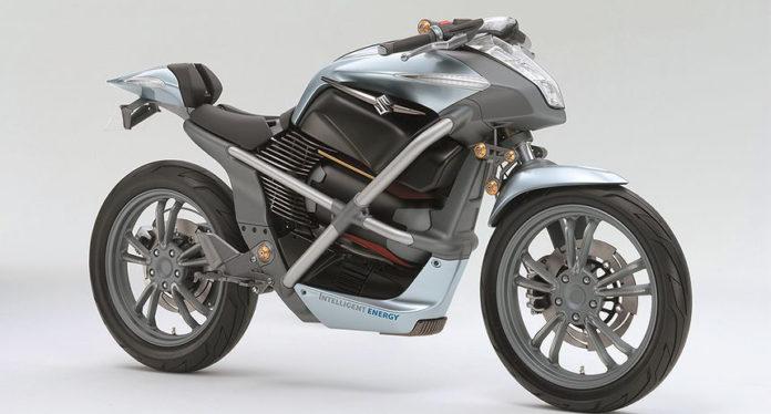 Motocikli na vodonik