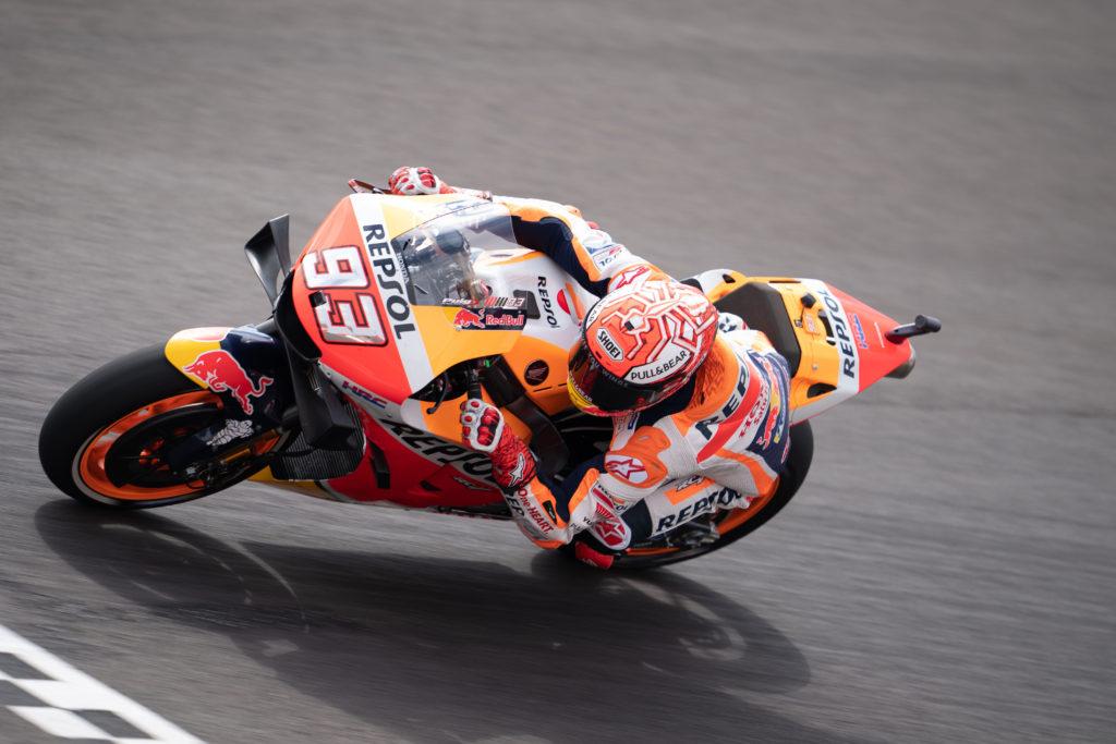 Markez MotoGP COTA