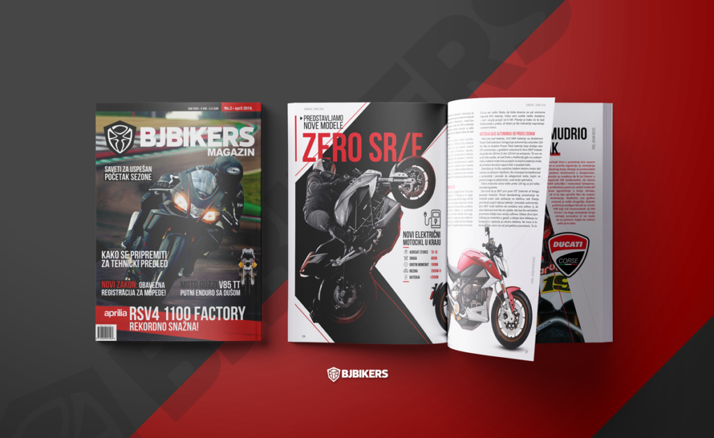 Bjbikers magazin