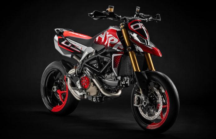 Ducati Hypermotard 950 koncept