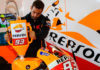 MotoGP gorivo