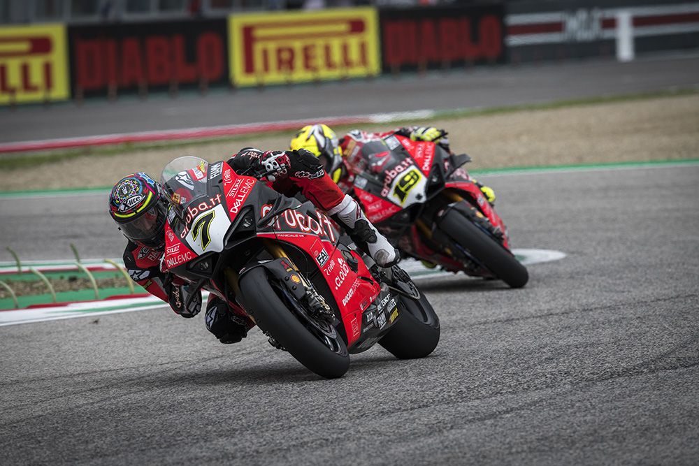 WSBK Imola Ducati