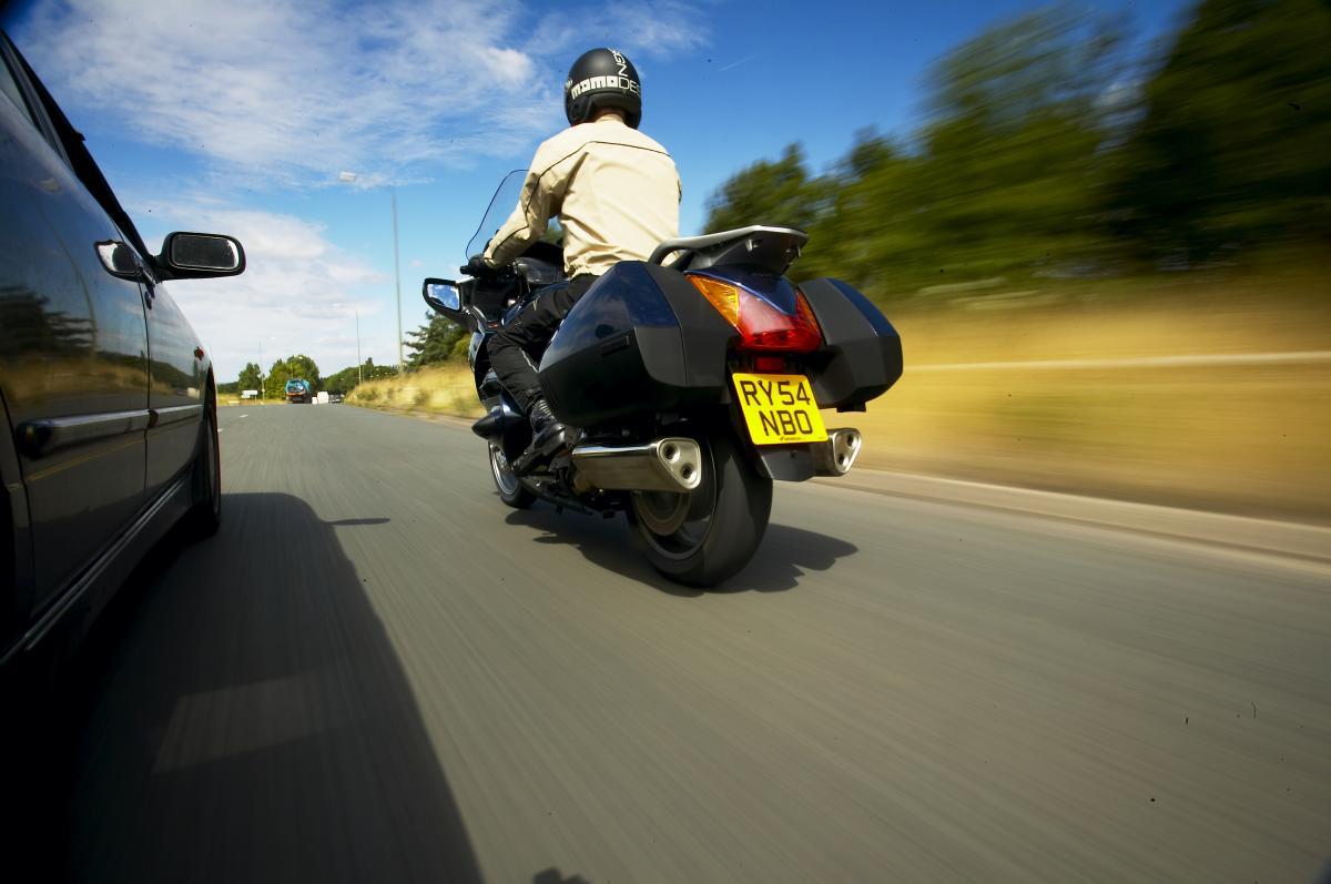 Uzroci nesreća kod motociklista