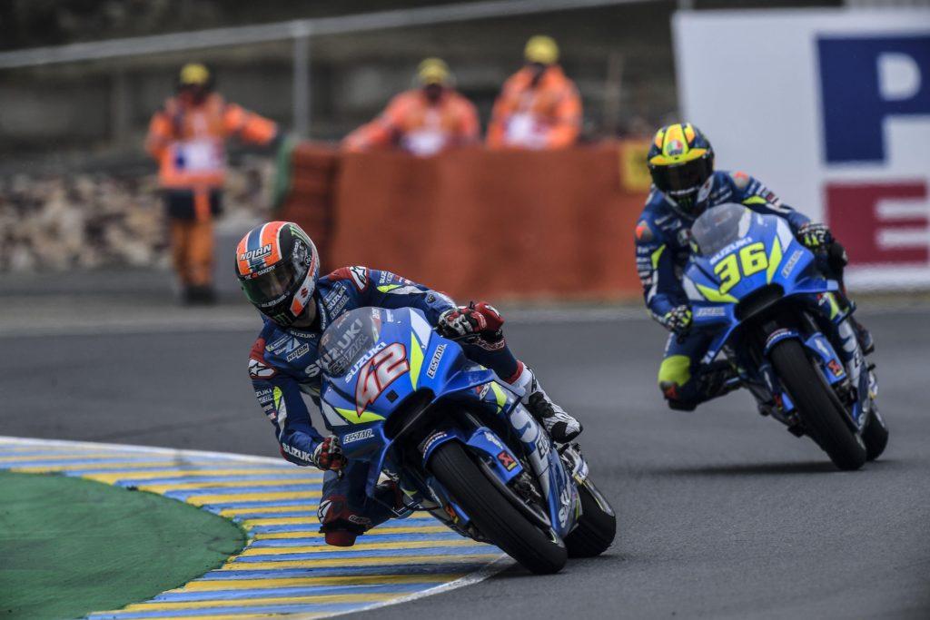 MotoGP Muđelo, Suzuki
