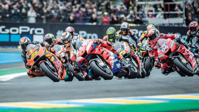 Vesti iz moto sporta
